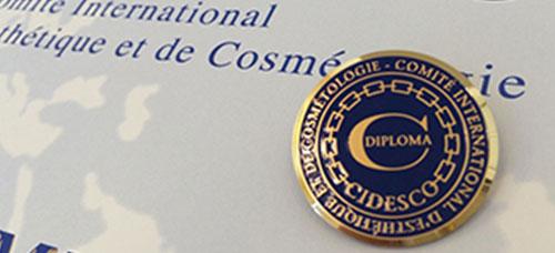 CIDESCO国際ライセンス保持者